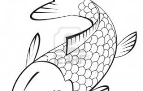 Small Picture Koi Fish Coloring Pages