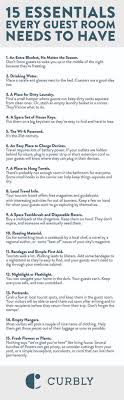 office guest room ideas stuff. 15 Things Every Guest Bedroom Simply Must Have. Office Room Ideas Stuff M