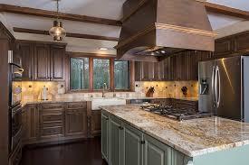 granite countertops backsplash pull down faucet milwaukee remodel