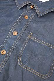 Stetson Tencel Denim Shirt