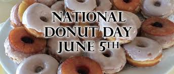 Image result for national donut day 2015