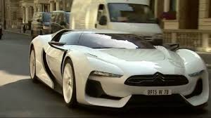 Gran Turismo 5 Citroen GT Comes To Life! - YouTube