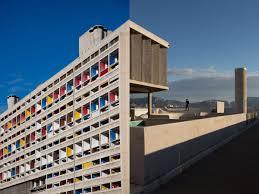 Cité Radieuse Vivre Dans Un Monument Historique Libération