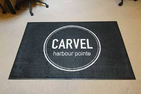 indoor outdoor custom floor mat with non slip rubber back in mukilteo washington indoor outdoor custom floor mat with non slip rubber back