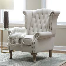 81 best wing back chairs images on accent chairs throughout off white accent chair decorating