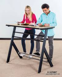 two student desk is great for group work