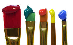 Paint Brush Sizes In Inches