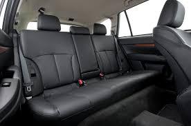 2016 subaru outback 3 6r rear seats