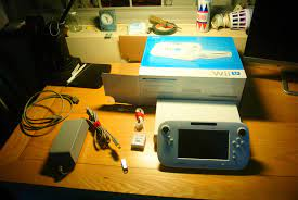 Máy Wii U hack - 3.500.000đ