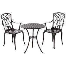 seater outdoor garden table