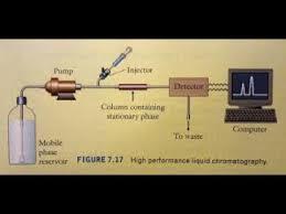 Hplc Principle Hplc Chromatography High Performance Liquid Chromatography Hplc
