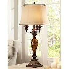 Kathy Ireland Mulholland 6-Way Traditional Table Lamp