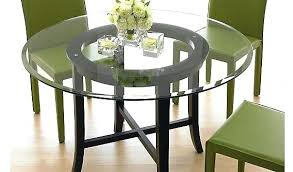 42 inch glass table top x 84 beautiful round in