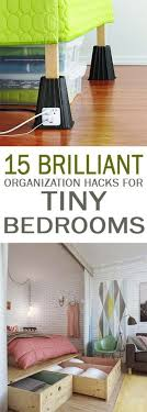 Small Picture Best 25 Small bedroom hacks ideas on Pinterest Small bedroom