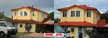 roof restoration sydney cleaning painting repairs a a advanced roofing