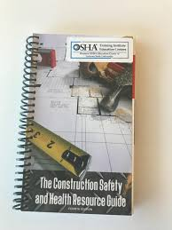 construction safety and health resource guide