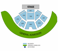 Gorge Amphitheater Seating Chart Wouldnt Be Summer Without Concerts At The Gorge Tba