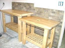ikea butcher block desk diy butcher block post butcher block desk home decorators collection blinds ikea butcher block desk diy