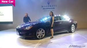 Maserati Quattroporte Indonesia Mendapatkan Line Up Baru