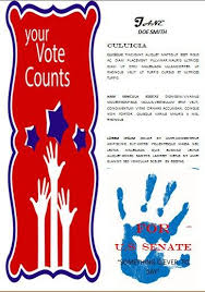campaign poster templates free political election campaign flyer template word free political