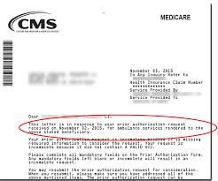 Letter Of Medical Necessity Form New Palmetto GBA JM Part B Prior Authorization Of Repetitive