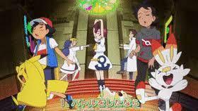 Siete in una chat di gruppo e volete rispondere in modo originale? Best Pokemon Anime 2019 Gifs Gfycat