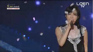 Park Bom 3rd Gaon Chart Kpop Awards 2ne1 Photo 36634854