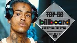 Hip Hop Charts 2018 Top 50 Us Hip Hop R B Songs November 10 2018 Billboard Charts