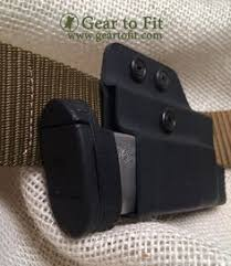 1911 Kydex Magazine Holders Customer submitted photo of The Spartan Kydex Pinterest 84