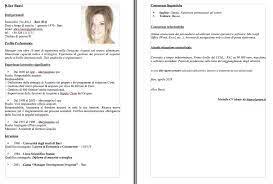 Cv europass modello da compilare modello template : Modelli Curriculum Vitae Da Compilare Cv Adatti A Tutte Le Mansioni