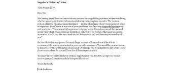 Business Follow Up Email Sample Full Letter Samples Effective ...