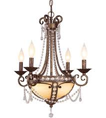 savoy house boutique mini chandeliers 6 light mini chandelier in new tortoise shell 1 1604