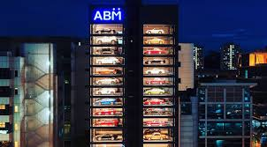 Car Vending Machine Beauteous This 48Storey Glass Building Is A Super Car Vending Machine