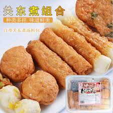 Usd 2464 Japanese Kanto Cooking Ingredients Ji Wen Fish Pill Thai