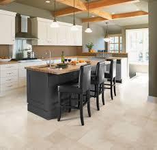 kitchen flooring pecan laminate tile look flooring options for kitchen semi gloss handsed red beveled