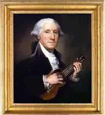 From the 18th to the 21st centuries, written by elise kirk chapter one: Ukulele George Washington Ukulele Music Ukulele Kids Ukulele