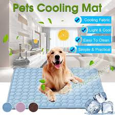 <b>Dog</b> Mat Cooling <b>Summer</b> Pad Mat For <b>Dogs</b> Cat Blanket Sofa ...