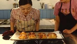 映画『かもめ食堂』で出てくるような印象的なシナモンロールが食べたい♡♡