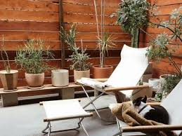 latest craze european outdoor furniture cement. Above: At His Home In Hancock Park, LA-based Designer Kirill Bergart Created An Elegantly Elevated Plant Stand With Simple Concrete Blocks. Latest Craze European Outdoor Furniture Cement 1