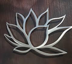 lotus flower metal wall art inspire metals on lotus wall art metal with lotus flower metal wall art inspire metals white lotus interiors