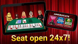 junglee rummy app launched for android
