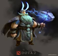 zeus dota 2 redesign by mikeazevedo on deviantart