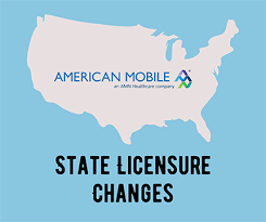 states change nurse licensing for covid