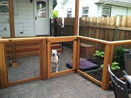 fence ideas for dogs.  Ideas Contemporary Dog Fence Ideas And For Dogs