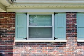 diy craftsman exterior shutters window home in depot ideas 12