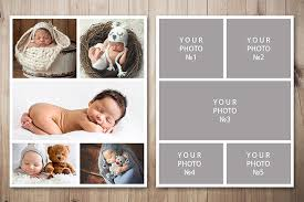 free photo collage template