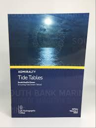 Np204 Tide Tables Vol 4 2020