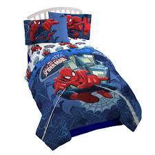 comforter sets crafty design ideas spiderman bedding set full comforter 3d kids cartoon sets bedroom