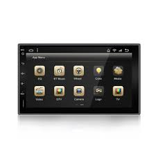Yuehoo 7 inch <b>2 din</b> for <b>android</b> 9.0 car stereo radio 8 core 4+32g ...