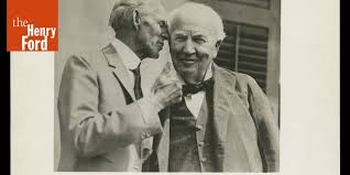 henry ford with thomas edison. Plain Ford And Henry Ford With Thomas Edison H